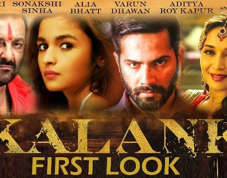 'Kalank' going to be a big test: Varun Dhawan