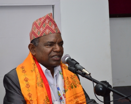 Agreement with CK Raut as per constitutional spirit: Minister Pandit