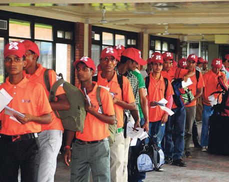 Govt resumes providing labor permit for Malaysia