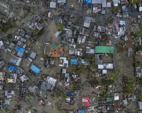 Death toll in Mozambique cyclone, flooding rises above 200: president