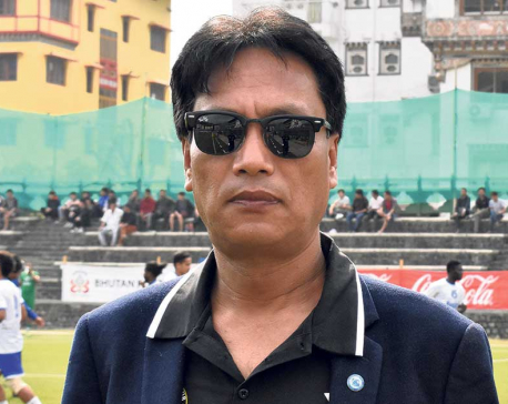 From football fan to team manager: Mukesh Nakarmi's Three Star journey