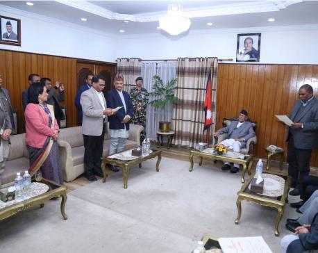 Dr Deb Narayan Shah appointed NAMS vice-chancellor