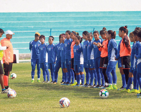 Nepal targeting yet another SAFF final with attacking display