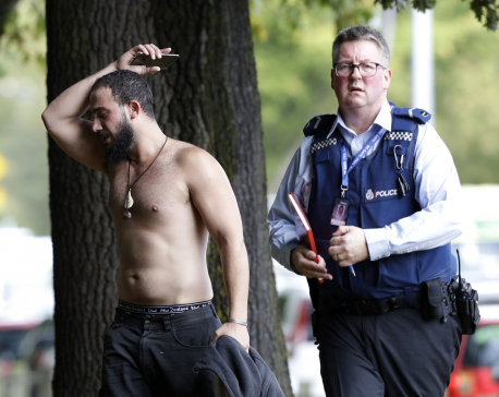 UPDATE: Mass shootings at New Zealand mosques kill 49; 1 man charged