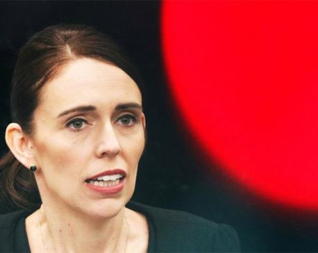 NZ PM welcomes Facebook bans on white nationalism, separatism