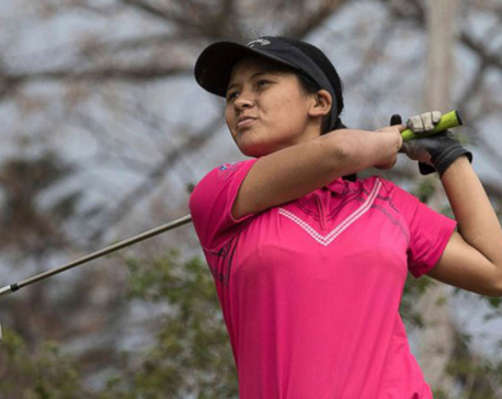 Nepal's Sherpa set to make Symetra Tour debut