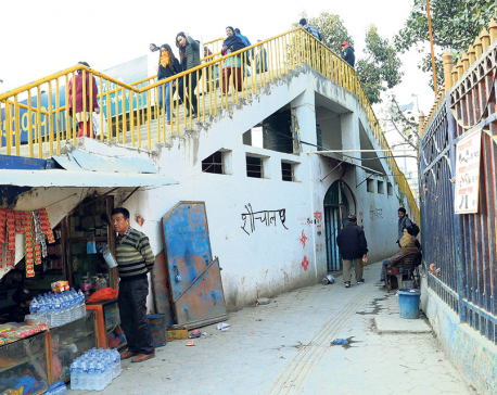 KMC identifies places to construct public toilets