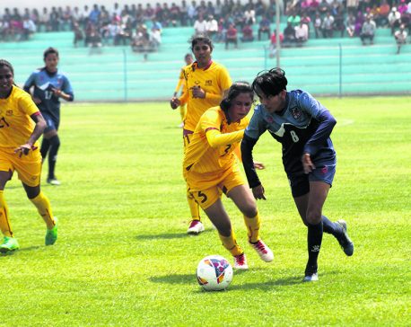 Nepal, India to play fourth SAFF women's final within five years