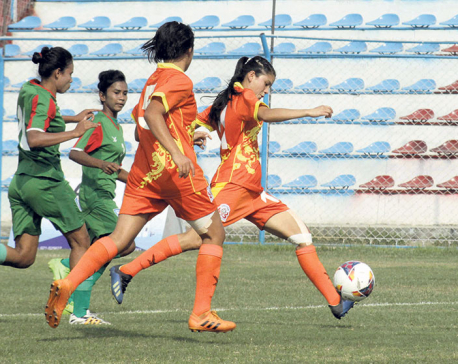Bangladesh reaches semis along with Nepal