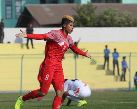 SAFF Women C'ship: Nepal routs Bhutan 3-0
