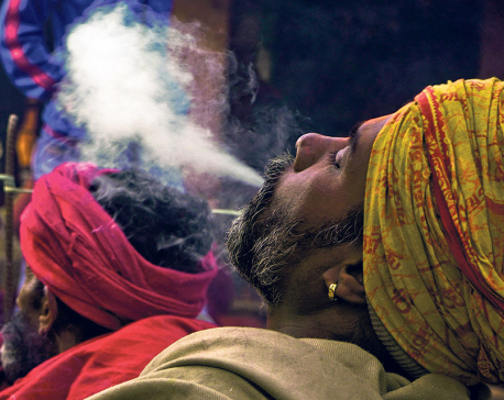Police to enforce ban on cannabis use on Mahashivaratri