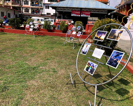 UN in Nepal, British Council jointly organize photo exhibition to mark International Women's Day
