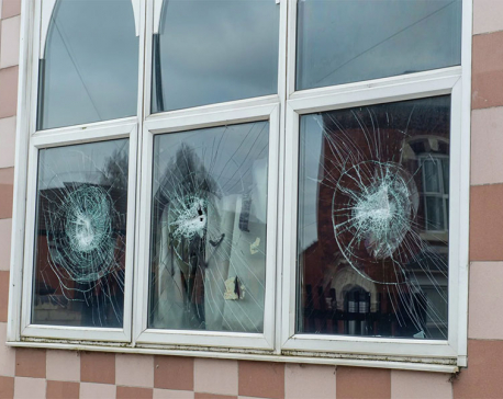 One man arrested after attacks on Birmingham mosques