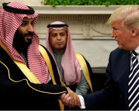 U.S. approved secret nuclear power work for Saudi Arabia