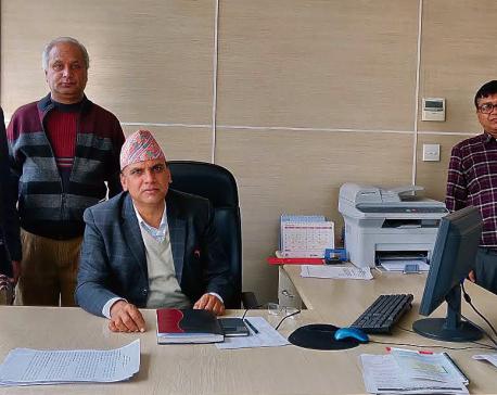Vocational training fair being held in Kathmandu