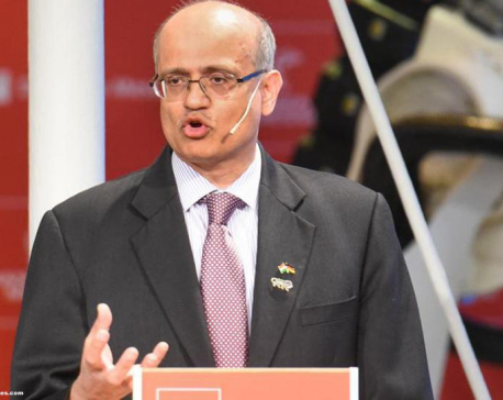 Indian foreign secretary Gokhale to arrive on Thursday