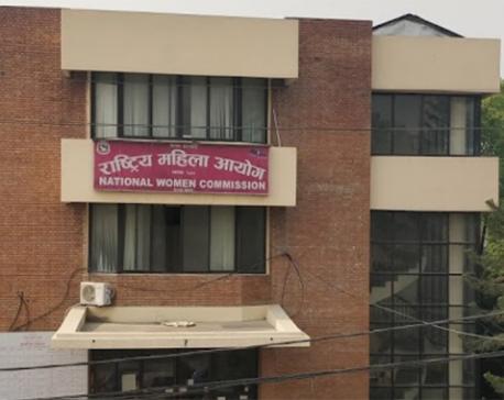Headless for 3 years, men lead women's commission