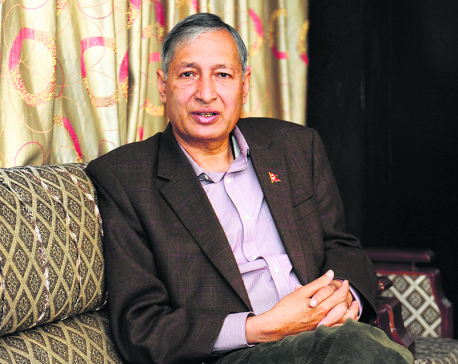 Former finance minister Khatiwada appointed as Nepal's envoy to the US