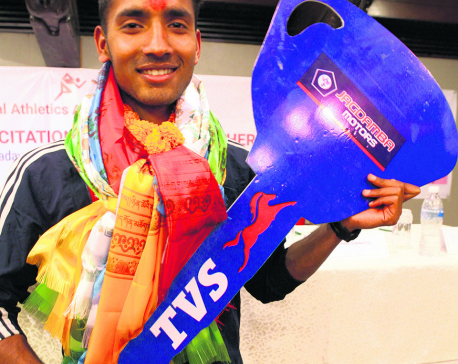 Asian gold medalist Yadav to receive Rs 60,000 each month