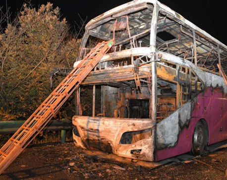 China: 26 killed and 28 injured in Hunan bus accident