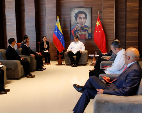 China offers help to Venezuela to restore power