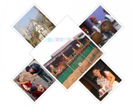 Experiencing Tamang culture in Bishnupaduka Homestay