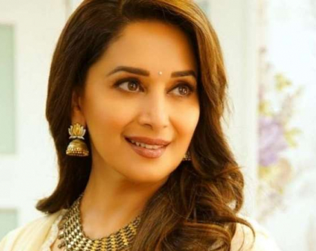 Madhuri Dixit-produced Netflix Marathi film '15th August' set for March 29 release