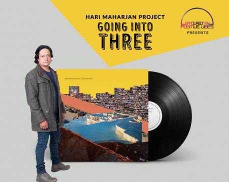 Hari Maharjan Project's 'Going Into Three' released worldwide