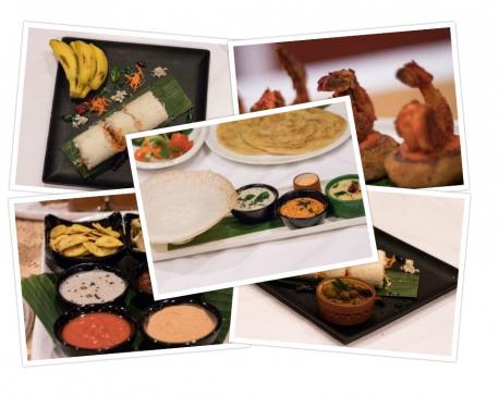 Kerala Food Festival at Kakori Soaltee Crowne Plaza