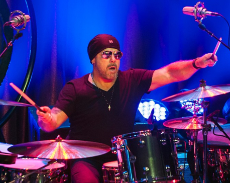 Jason Bonham retracts story about Jimmy Page giving him cocaine at 16