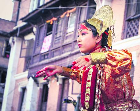 Appreciating Kathmandu