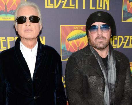 Jason Bonham: Jimmy Page gave me cocaine when I was 16