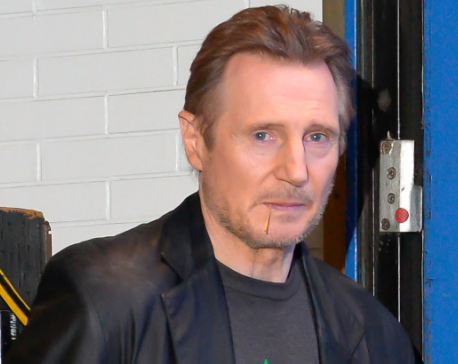 Liam Neeson apologizes for racial comment, says he was 'wrong'