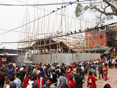 Rs 140 million spend on reconstruction of Manakamana Temple