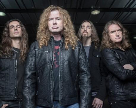 Heavy metal band Megadeth to open Illinois State Fair
