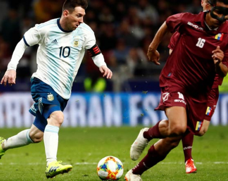 Messi to miss match against Morocco  after injury