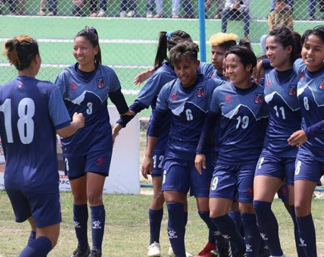 Nepal enters finals, to play against India