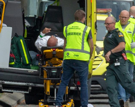 Forty killed, more than 20 injured in New Zealand mosque shootings: PM