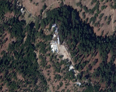Satellite images show madrasa buildings still standing at scene of Indian bombing