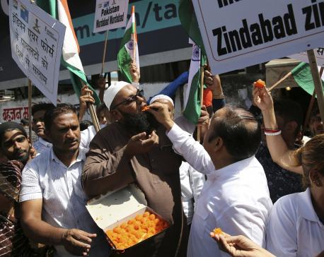 Pakistan standoff helps India's Modi shift focus from jobs