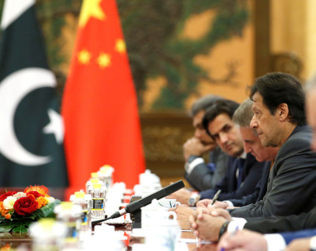 China praises Pakistan's 'restraint' over Kashmir tensions