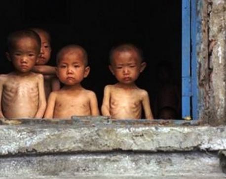UN: 11 million North Koreans need food and kids are stunted
