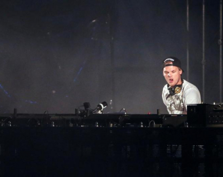 New music coming from Swedish DJ Avicii, one year after his death