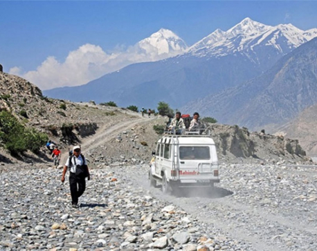 Solukhumbu's last rural municipality to be connected to road network