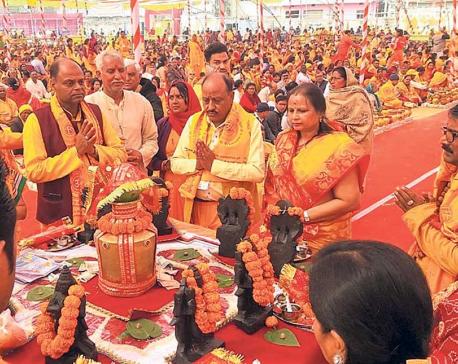 Schools closed for 'Mahayagya'