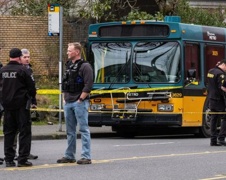 Police: 2 killed in 'random' shooting, crash in Seattle