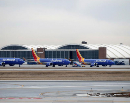 U.S. airlines sending teams to review Boeing 737 MAX upgrade this weekend