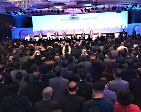 Nepal Investment Summit 2019 officially kicks off
