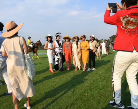 Fast cars, polo and parties: Thai 'High Society' flourishes in unequal kingdom