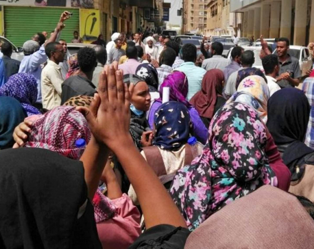 On International Women's Day, Sudan's Bashir orders release of female detainees
